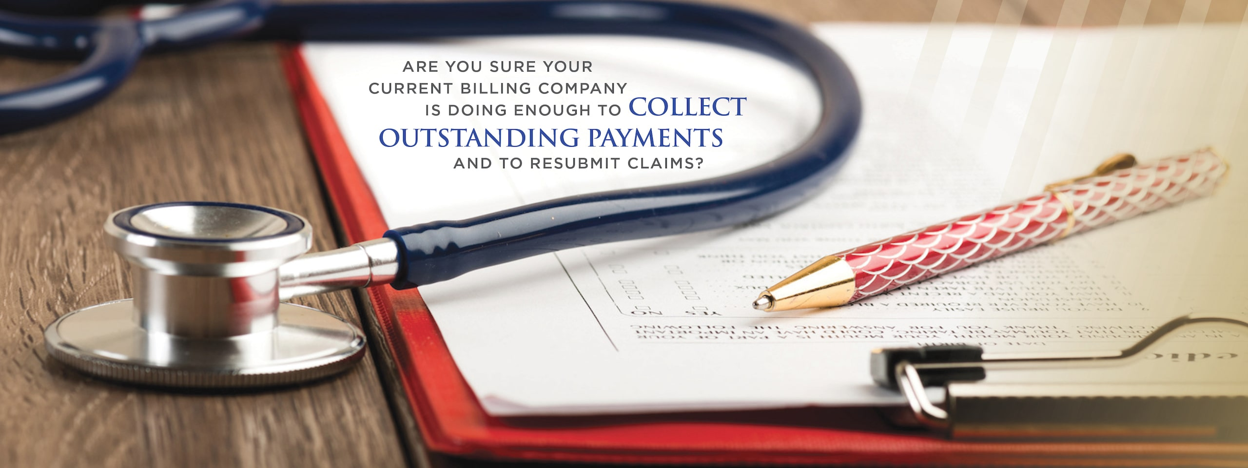 Precision Medical Billing Outstanding Payment Collection